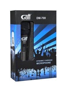 Gatt Audio DM-700 dynamic microphone professional quality