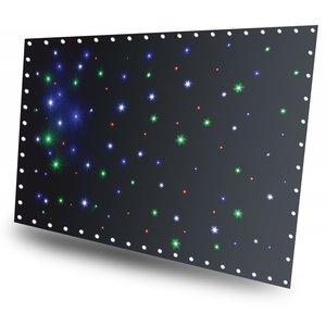 BeamZ SparkleWall LED96 RGBW 3x 2m met controller