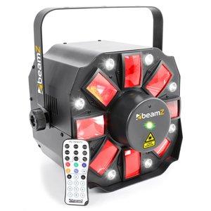 Multi Acis III LED's met Laser