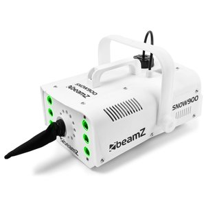 BeamZ Snow900LED Sneeuwmachine met 6 LED's